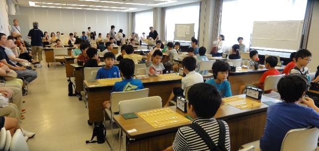 第12回 可児市小学生夏休み将棋大会