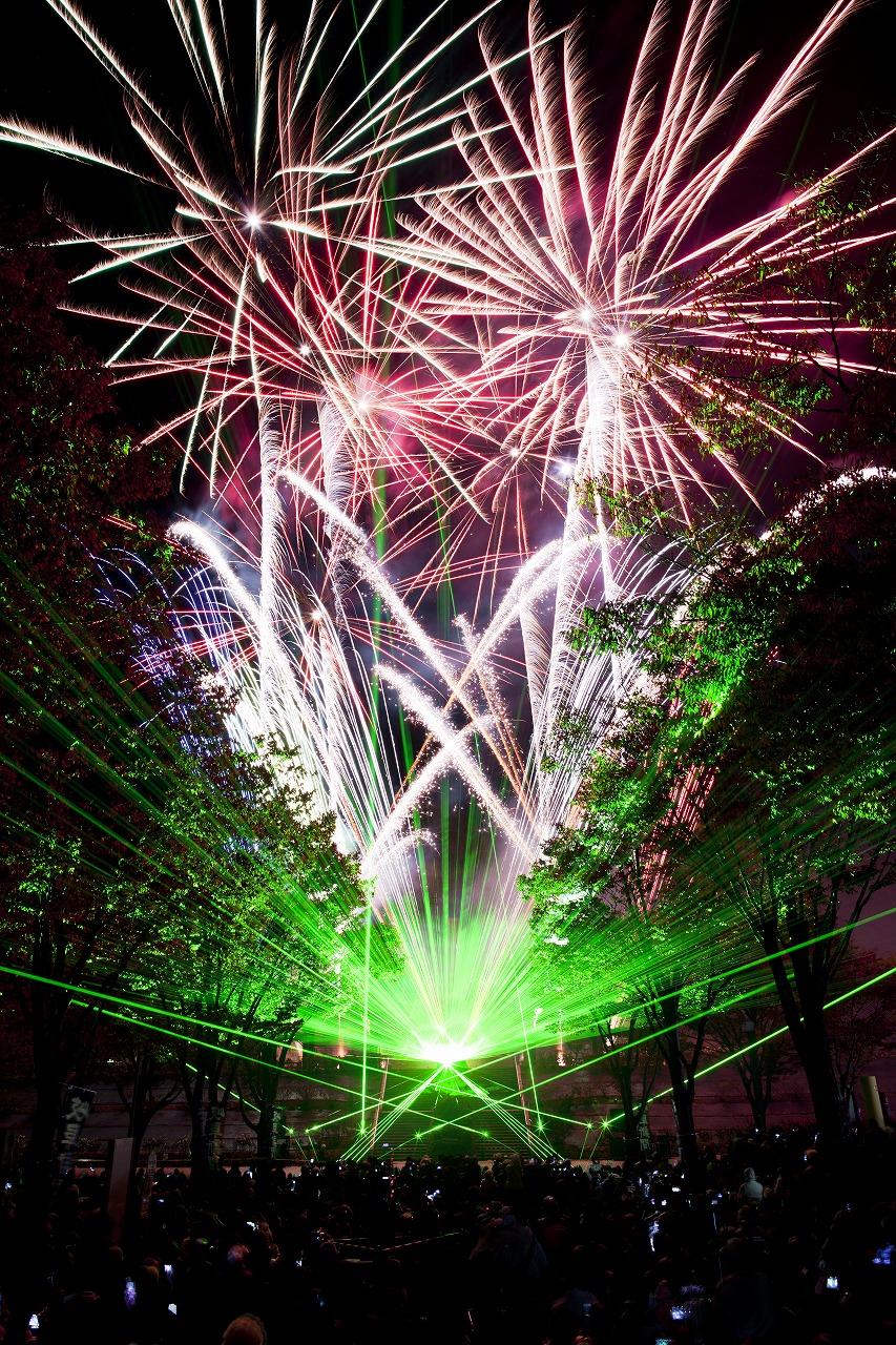 花火★光と音のファンタジー