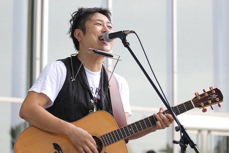グリーンコンサート(白井大輔)