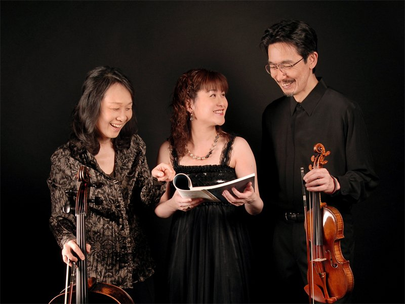 ウィーン V.ルジェリウスピアノ三重奏団